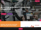 AI For Manufacturing Industry and Automotive Logistics Solutions
