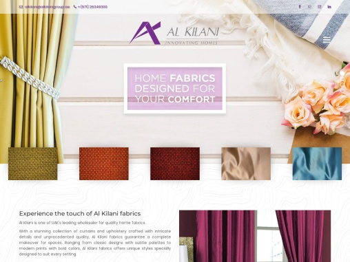 Best Wholesale Designer Fabrics Materials Supplier