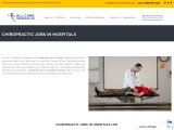 Chiropractic jobs in hospitals in Florida – All Care Consultants