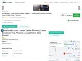 Arrowhead Lexus | Get Best Offers On New Cars Online In Arizona | All Cars Online