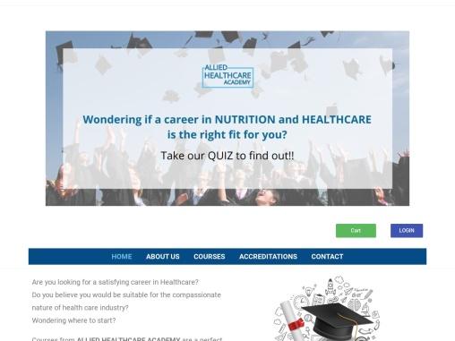 Best Nutrition Certification Online