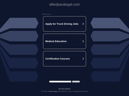Landlord and Tenant Court Legal Assistant in Ontario