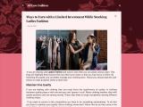 Cheap Ladies Clothes – The Best Wholesale Ladies Fashion Sets!