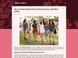 Ladies Summer Dresses – Crazy Tips to Start a Womens Summer Dresses Business!