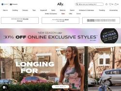 Ally Fashion screenshot
