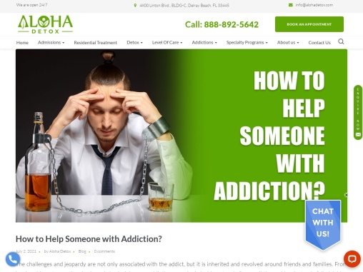 How to Help Someone with Addiction?