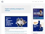 Digital Marketing Strategy for Start-ups in India