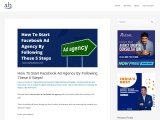 How To Start Facebook Ad Agency By Following These 5 Steps!