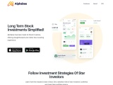 Stock Market Investing & Research Tool