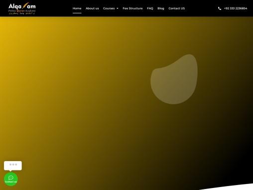 Alqalam Online Quran Academy In UK