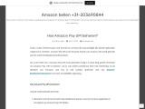 Hoe Amazon Pay UPI beheren?Hoe Amazon Pay UPI activeren?