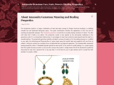 About Amazonite Gemstone Meaning and Healing Properties