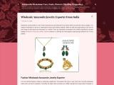 Wholesale Amazonite Jewelry Exporter from India