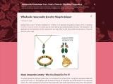 Wholesale Amazonite Jewelry Shop in Jaipur