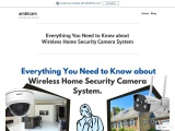 Everything You Need to Know about Wireless Home Security Camera System