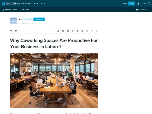 Why Coworking Spaces Are Productive For Your Business in Lahore
