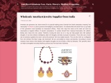 Wholesale Amethyst Jewelry Supplier from India