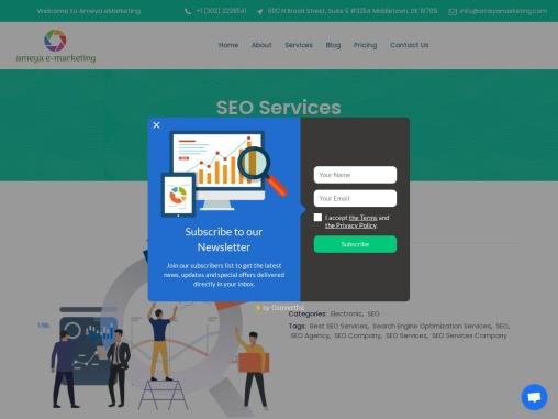 seo agency in london | seo services | london seo agecny | Ameya eMarketing