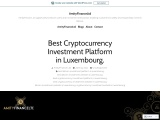 Best Digital assets investment platform in Luxembourg