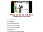 GUIDE DE NUTRITION OPTIMISE