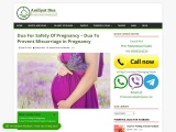 Dua For Safety Of Pregnancy For Protection From Miscarriage