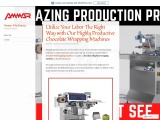 Utilize Your Labor The Right Way with Our Highly Productive Chocolate Wrapping Machines