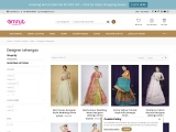 Designer Lehengas – Amrut the fashion icon
