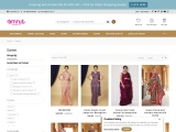 Online Saree In India And Worldwide- Amrut The Fashion Icon