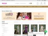 Western Wear For Women | Western Wear Online By Amrut The Fashion Icon