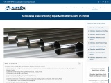 Stainless Steel 202 Railing Pipe Manufacturer