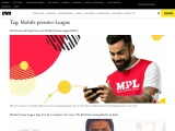 Mobile Premier League Taps Into AI & Analytics To Corner The $943 Mn Gaming Market In India
