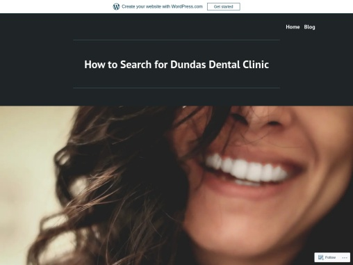 How to Search Dental Clinic in Dundas