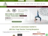 Yoga Teacher Training and Certification Bangalore