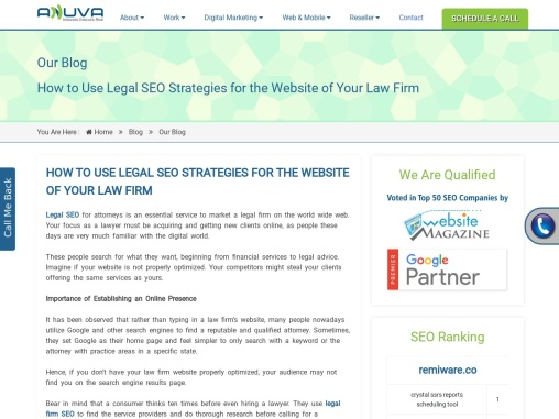 Digital Marketing for Lawyers: Secrets to Creating Your Online Presence