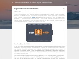 Bitcoin Cash Wallet- Guide for the Beginners