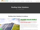 On Grid & Off Grid Solar System | Rooftop Solar Solutions in Lucknow