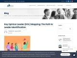Best KOL Mapping (KOL) company