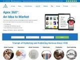 Apex 360 – Audiobooks|eBook conversion|Author coaching|Book marketing