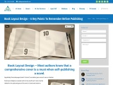 Book Layout Design: Apex Solutions Limited