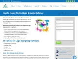 How to Choose the Best Logo Designing Software