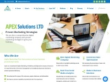 Digital Marketing Services – Apex Solutions Limited