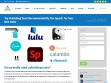 Top Publishing Tools Recommended by the Experts for Your Best Seller