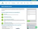 eBook Conversion Services: Apex Solutions Ltd