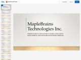 Ios app development company near me- Maple Brains