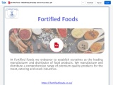 BBQ-Biltong-Breadings many more products – Fortified Foods