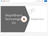 Business Technology Solutions Implementation- Maple Brains