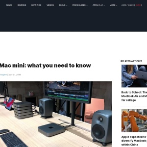 2018 Mac mini: what you need to know