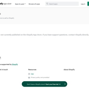 Oberlo ‑ Dropshipping App – Ecommerce Plugins for Online Stores – Shopify App Store