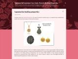 Aquamarine healing properties