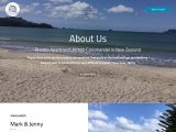 About Us | Private Apartment Airbnb Coromandel in New Zealand